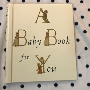 NWT Baby Book